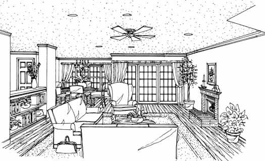 Cottage Style Floor Plans
