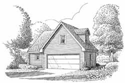 Traditional Style House Plans Plan: 58-261