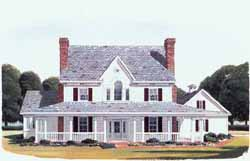 Farm Style House Plans 58-375