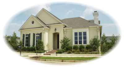 Traditional Style House Plans Plan: 6-1049