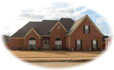 Traditional Style Floor Plans 6-1092