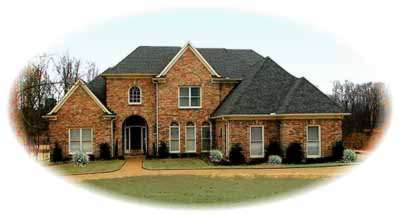 Traditional Style Floor Plans Plan: 6-1096