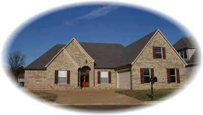 Traditional Style Floor Plans Plan: 6-1138