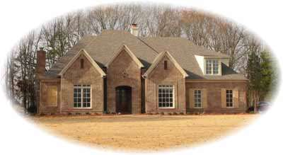 Traditional Style House Plans Plan: 6-1220