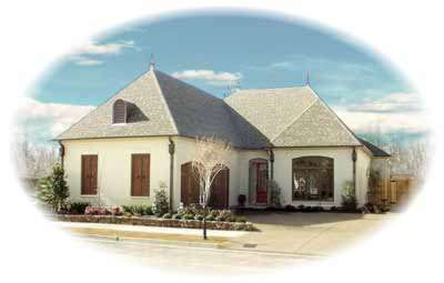 Southern Style House Plans Plan: 6-1224