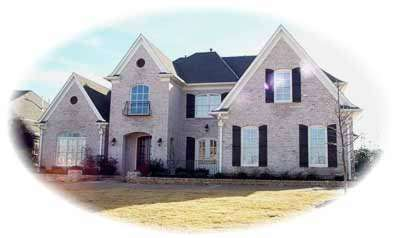 Traditional Style Floor Plans 6-1256