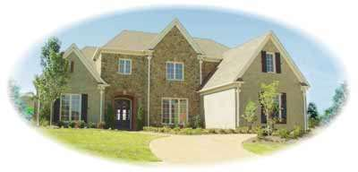 Traditional Style Floor Plans Plan: 6-1258