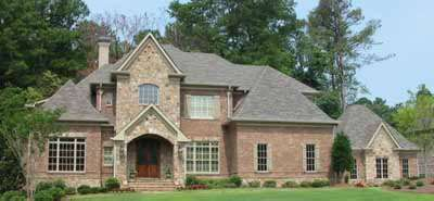 Traditional Style Home Design Plan: 6-1279