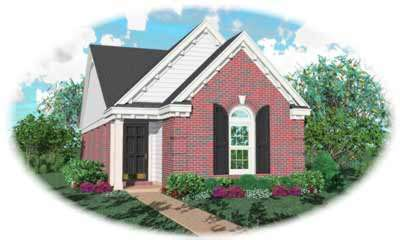 Traditional Style Floor Plans Plan: 6-146