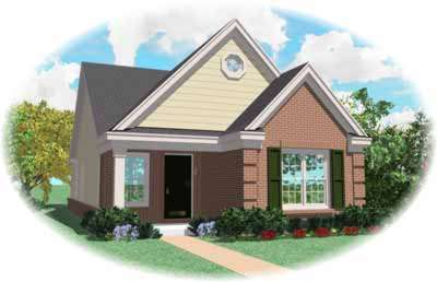 Traditional Style House Plans Plan: 6-147