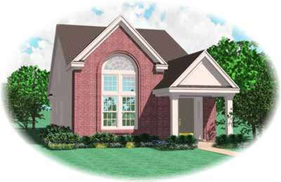 Traditional Style Floor Plans Plan: 6-148