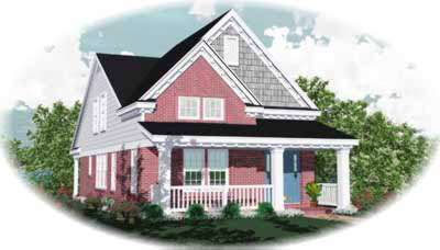 Country Style House Plans Plan: 6-149