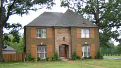 English-Country Style Floor Plans Plan: 6-1813