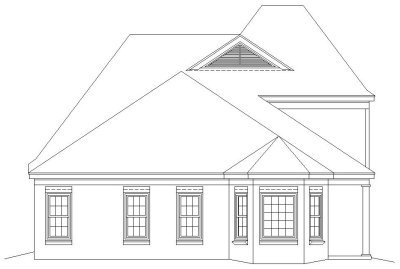 Rear Elevations Plan:6-229