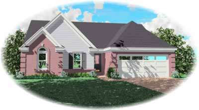 Traditional Style House Plans Plan: 6-239