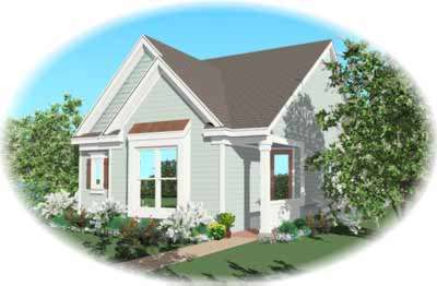 Country Style Floor Plans Plan: 6-249