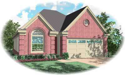 European Style Floor Plans Plan: 6-251
