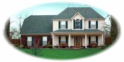 Country Style House Plans Plan: 6-337