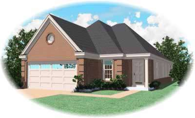Traditional Style House Plans Plan: 6-353