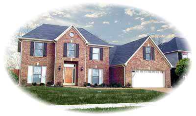 Traditional Style Floor Plans Plan: 6-517