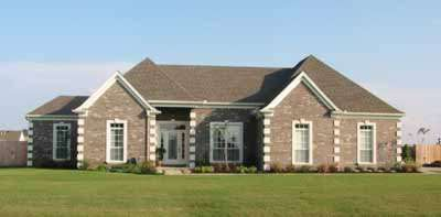 Traditional Style Floor Plans Plan: 6-659