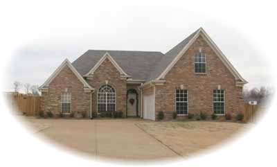 Traditional Style Floor Plans Plan: 6-754
