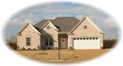 Traditional Style Home Design Plan: 6-755