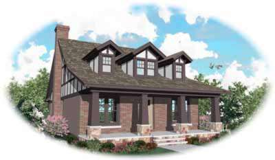 Craftsman Style House Plans Plan: 6-768