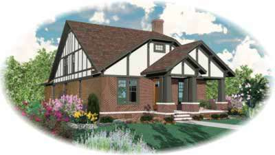 Craftsman Style Floor Plans Plan: 6-769