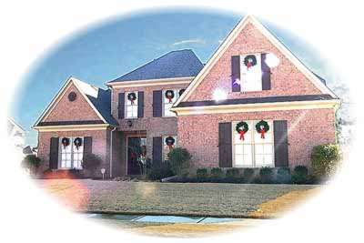 Traditional Style House Plans Plan: 6-780