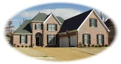Traditional Style House Plans Plan: 6-840