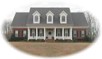 Southern Style Floor Plans Plan: 6-843