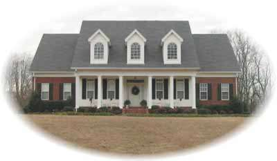 Southern Style Floor Plans Plan: 6-844