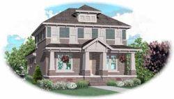 Craftsman Style House Plans Plan: 6-889