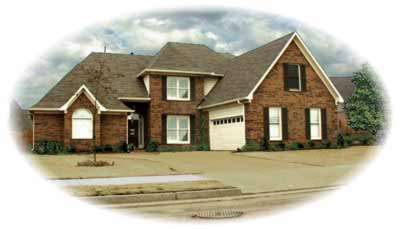 Traditional Style House Plans Plan: 6-900