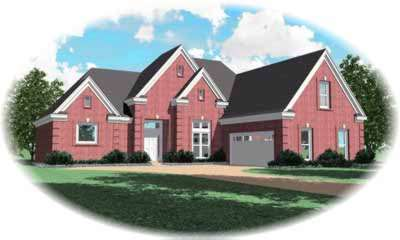 Traditional Style Floor Plans Plan: 6-914