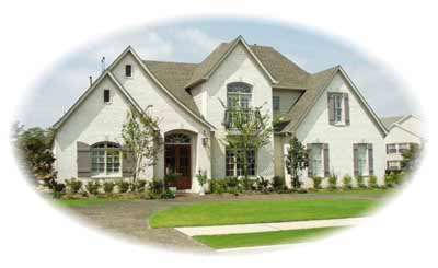 French-country Style House Plans Plan: 6-918