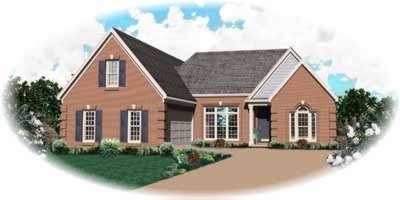Traditional Style Floor Plans Plan: 6-935