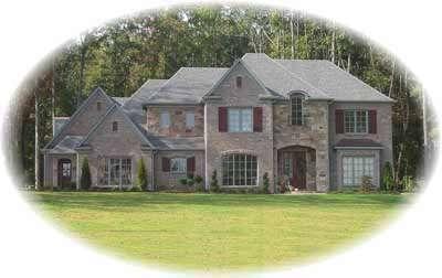 European Style House Plans Plan: 6-993