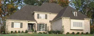 French-country Style House Plans Plan: 6-996