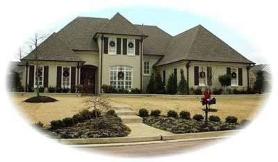 Traditional Style Home Design Plan: 6-997