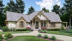 Cottage Style House Plans 61-102