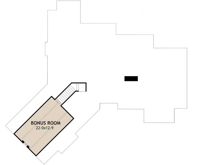 Bonus Floor Plan: 61-108