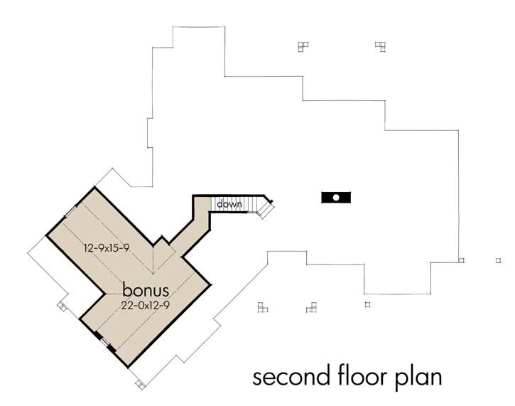 Bonus Floor Plan: 61-196