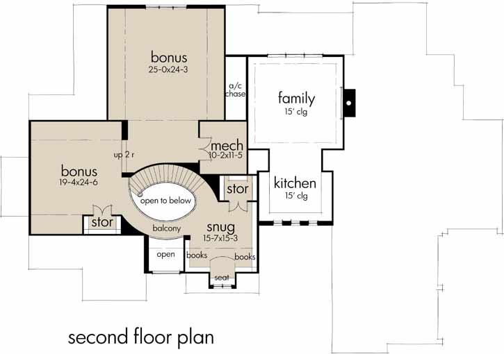 Bonus Floor Plan: 61-208