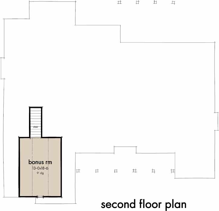 Bonus Floor Plan: 61-213