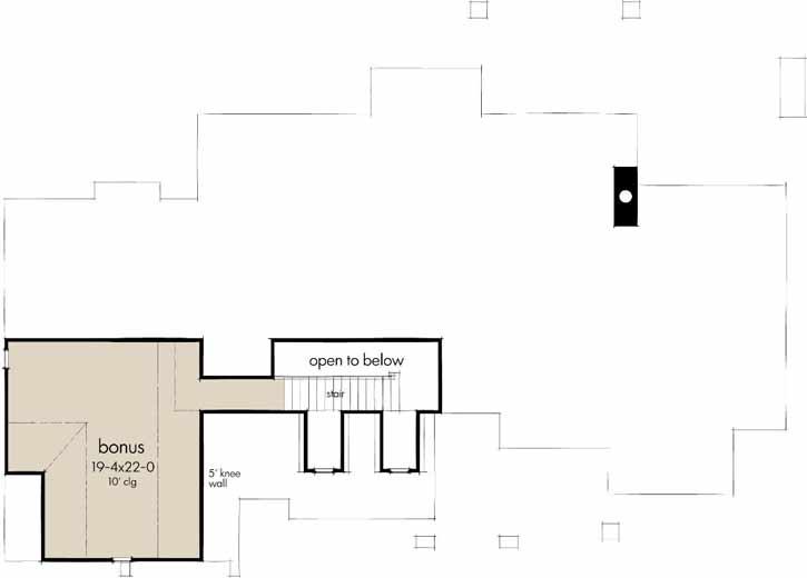 Bonus Floor Plan: 61-214