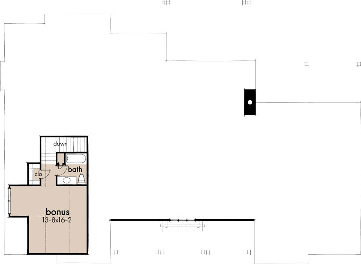 Bonus Floor Plan: 61-222