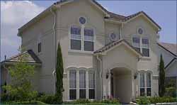 Mediterranean Style Home Design Plan: 62-133