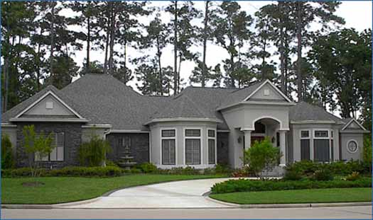 Traditional Style House Plans Plan: 62-157